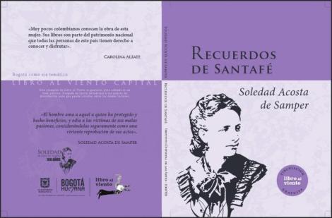 LIBRO AL VIENTO Soledad Acosta