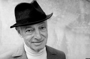 Saul Bellow Portrait Session